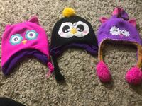 Girls winter hats  Arlington, 22203