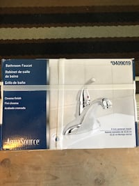 Bathroom Faucets-Brand New-closed Box