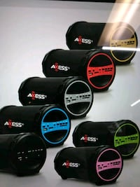 Axess bluetooth speaker  Pearland, 77581