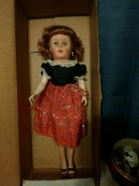 LuAnn teen age doll Oklahoma City