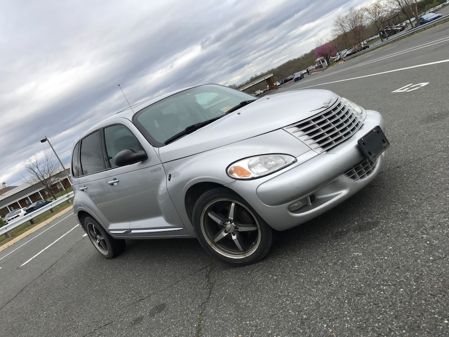 letgo 2004 pt cruiser in fredericksburg va. Black Bedroom Furniture Sets. Home Design Ideas