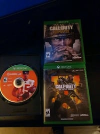 Xbox One Games!!