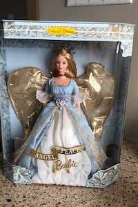 Barbie-Angel of Peace-2nd in series. New in box. Toronto, M6L 2R8