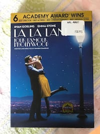 LaLaLand New DVD never opened Georgetown, L7G 4B1