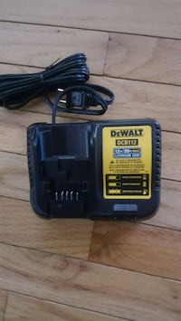 new dewalt battery charger  Gaithersburg, 20877