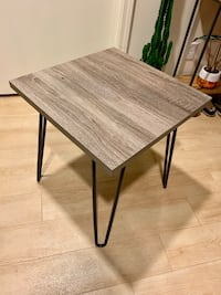 Coffee Table + End Table - OBO