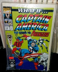 10 What If ... Collectible Marvel Comics Calgary, T2C 2Z8