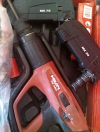 DX 460-IE HILTI used for three months paid over 16 Kelowna