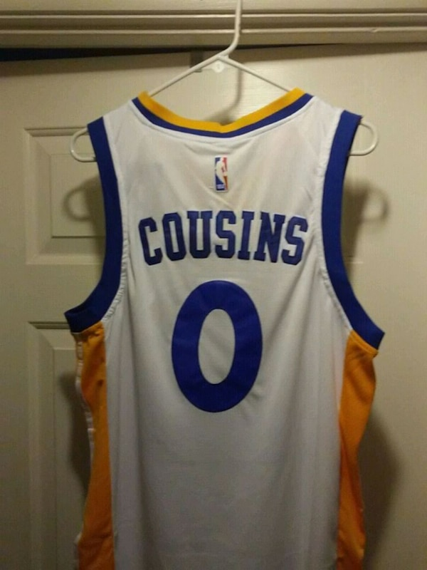 Used WARRIORS  0 COUSINS. Sz XL for sale in San Jose - letgo fe1b110df