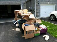 Junk removal Barrie and area Barrie, L4M 6N4