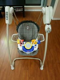 Baby Swing with Remote Control  Brampton, L6T 3X8