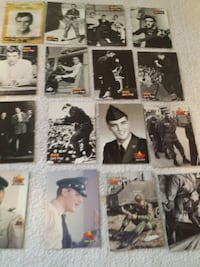 Elvis Collection Trading Cards in good condition Red Deer, T4N