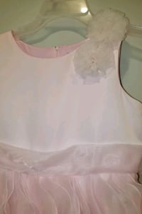 Pink Cloud Princess gown Dress Puffy Flower Girl Vaughan, L4H 2L3