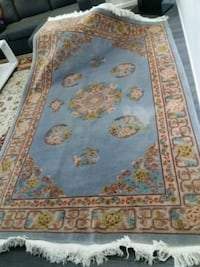 Handmade carpet 150 x 200 cm Gothenburg, 422 48