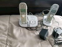 Cordless Panasonic Phone digital answering machine