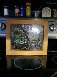 Unique picture with frame Jupiter, 33478