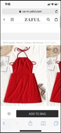 Zaful dress BRAND NEW London, N5V 1M2