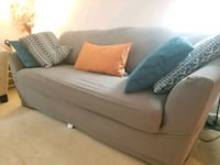 3 seat sofa and love seat in good condition Irvine, 92618
