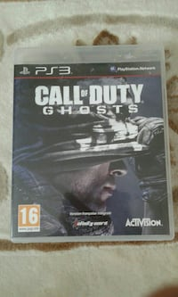 Call Of Duty Ghosts PS3 Millet Mahallesi, 16270