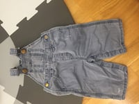 Denim overall GAP in size 3-6 months Stockholm, 111 22