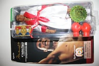 "Muhammad Ali mego 8"" limited Action Figure in brand new condition $60  TORONTO"