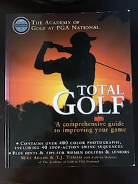 Total Golf textbook Riverdale, 07457