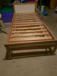 Toddler bed  3160 km
