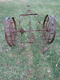 Steel Wheels and Frame Wilmington, 45177