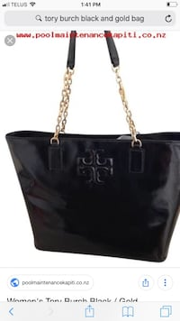 Tory Burch authentic leather bag Toronto, M5H