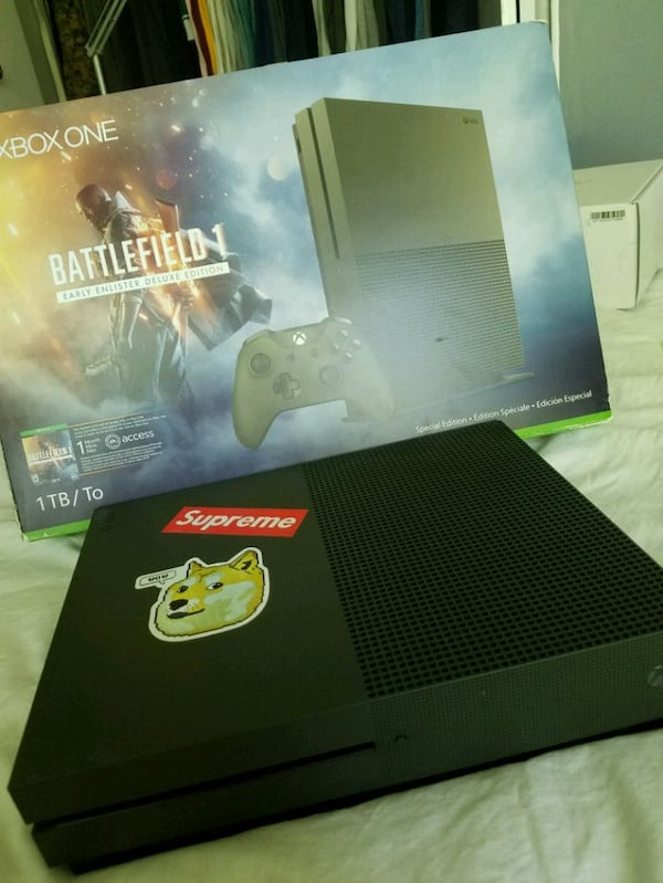 Xbox one s battlefield 1 special edition 6a6df832-6049-4f0c-aacc-f0c162a9122b