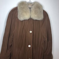 VINTAGE FUR COAT Milan, 20123