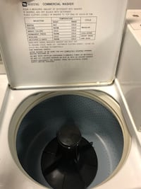 Maytag coin washer and dryer set