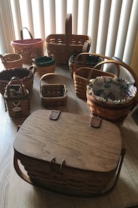 Longaberger 11 Baskets Martinsburg, 25404