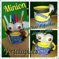 Portalapices minion Madrid, 28041