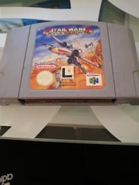 Star Wars Rogue Squadron Nitendo 64 Fontainebleau, 77300