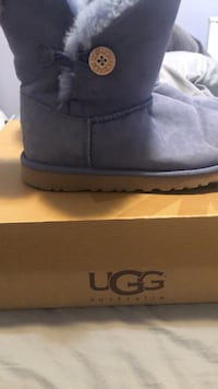 Light blue button uggs Toronto