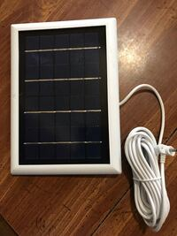 Solar charger for ring Evergreen Park, 60805