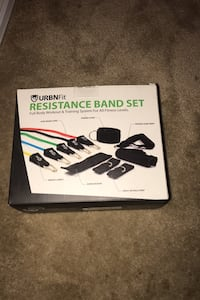 Resistance bands with different weights Tullahoma, 37388