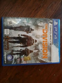 PS4 Uncharted 4 game case San Leon, 77539