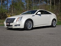 Cadillac CTS Coupe 2011 Derry