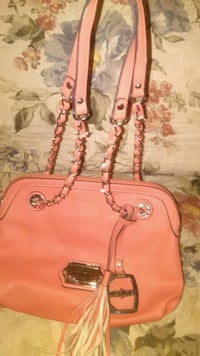 Peach Color Ellen Tracy Purse Oxon Hill, 20745