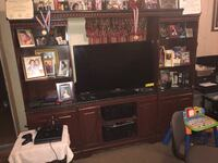 Entertainment Center in GREAT condition. Going for 200 price is negotiable!