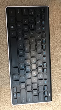 Black and gray computer keyboard Austin