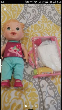 Baby alive doll with accessories  Mount Holly, 08060