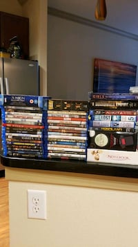Blu Ray Movies and TV shows Houston, 77057