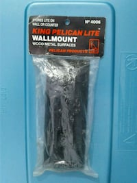 Wall Mount for Submersible Flashlight