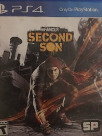 Infamous the second son Conyers, 30013