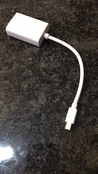 Video adapter for Apple Mac