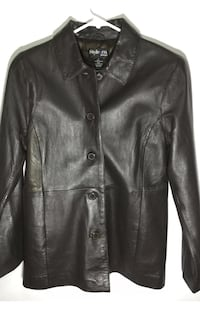 Style and co women's small leather jacket Fall River, 02720
