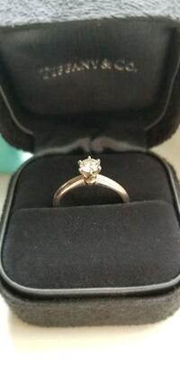 Tiffany and Co. engagement ring Stafford, 22554
